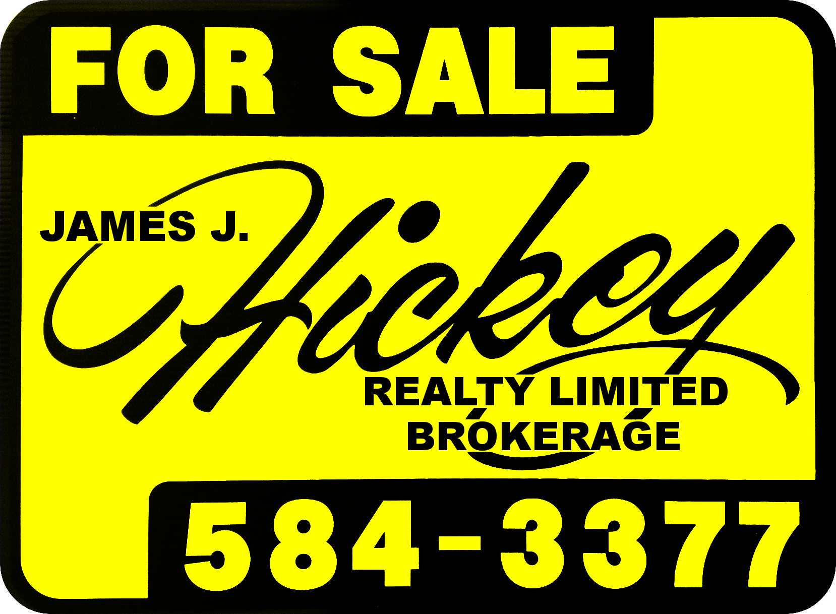 James J. Hickey Realty Ltd., Brokerage